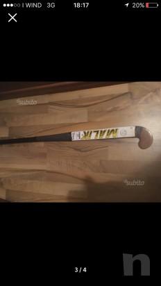 Vendo mazza da hockey in legno  foto-11528