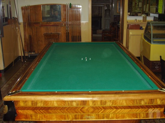 Tavolo da biliardo longoni mod hartes degli anni 60 - Vendita tavoli da biliardo ...