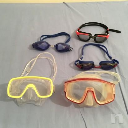 Kit maschere e occhialini foto-11567