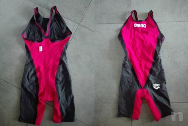 Costumone nuoto donna Arena Powerskin Carbon Flex foto-11672