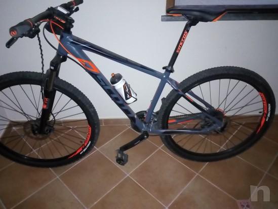 Bicicletta Scott Symcross