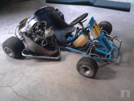 Go Kart 125cc 6 Marce Go Kart In Vendita A Milano