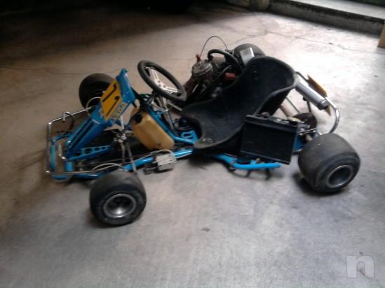 Go Kart 125cc 6 marce foto-1699