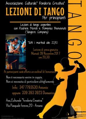 Lezioni di Tango Argentino per principianti foto-11720