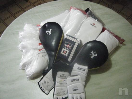 materiale taekwondo foto-21789
