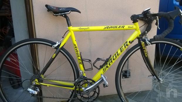 Vendo bici da corsa e accessori foto-11738