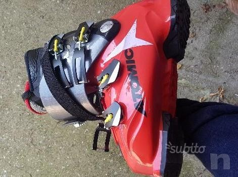 Vendo sci e scarponi foto-21819