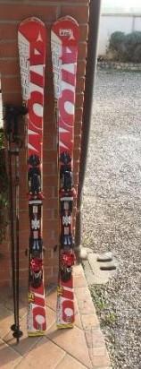 Vendo sci e scarponi foto-21817
