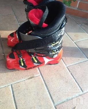 Vendo sci e scarponi foto-21818