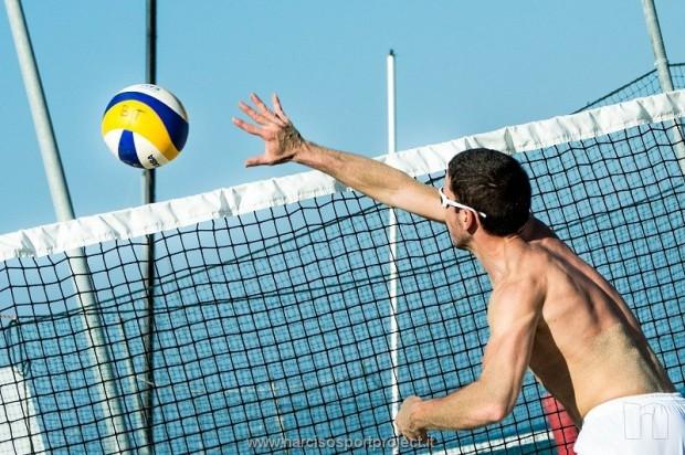 Vende Rete da pallavolo volley regolamentare pesante, attrezzatura professionale foto-11778