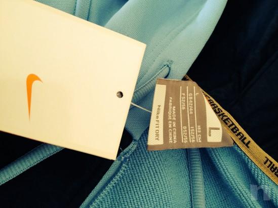 Tuta Nike dryfit jacket nuova foto-50