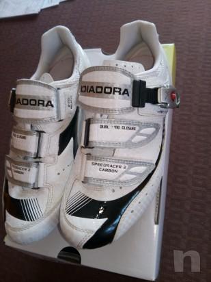 Scarpe Diadora Speedracer 2 carbon da strada foto-11888