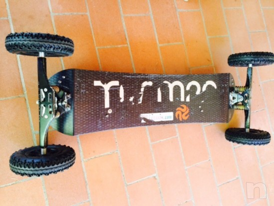 Mountainboard Trampa foto-1734