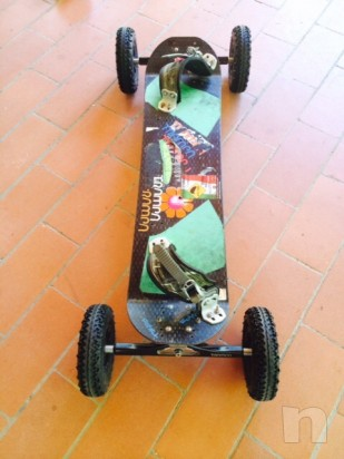 Mountainboard Trampa foto-1189
