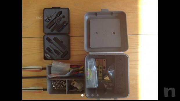 Kit Tiro/Caccia Compound+accessori foto-1740