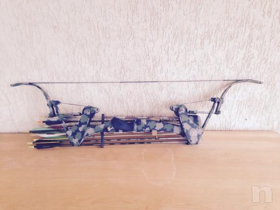 Kit Tiro/Caccia Compound+accessori foto-1191