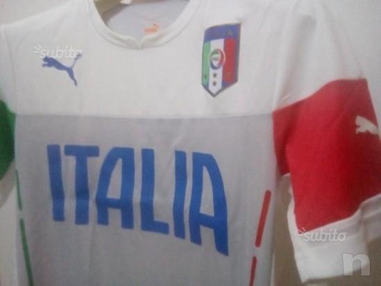 Maglia Nazionale calcio Italia nuova foto-22103