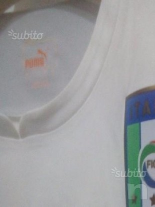 Maglia Nazionale calcio Italia nuova foto-22102