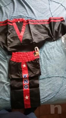 divisa completa da Kick boxing foto-11949