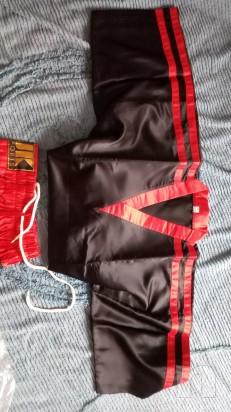 divisa completa da Kick-boxing  foto-22182