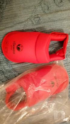 solo parapiede imbottito per protezione approvato wkf foto-11970