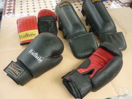 Kick boxing attrezzatura foto-11984