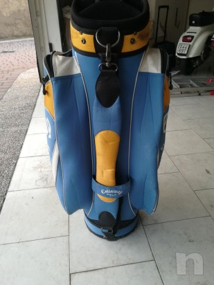 Sacca da golf Callaway come nuova  foto-22227