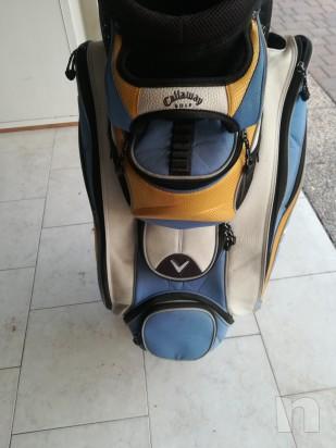 Sacca da golf Callaway come nuova  foto-22229