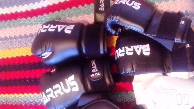 Attrezzi completi per Boxe e kickboxing  foto-11994