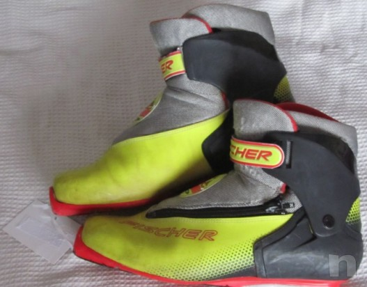 Scarponi Sci fondo Skating fischer foto-12046