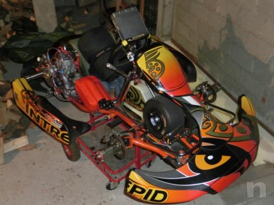 Go Kart Intrepid Cruiser 2012 motore TM K9C Serie Speciale foto-1209