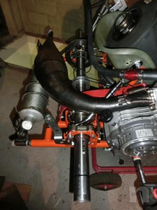 Go Kart Intrepid Cruiser 2012 motore TM K9C Serie Speciale foto-1787