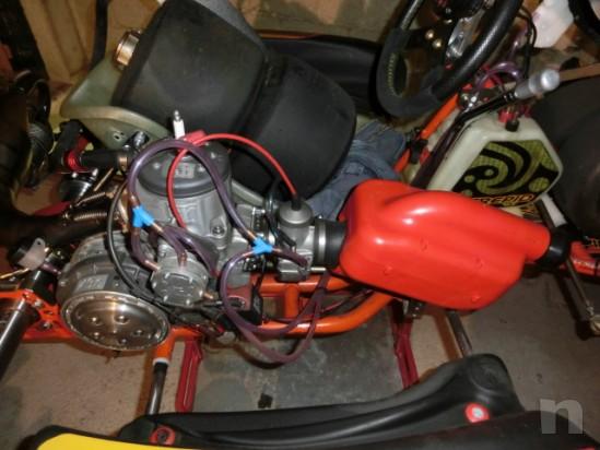 Go Kart Intrepid Cruiser 2012 motore TM K9C Serie Speciale foto-1786