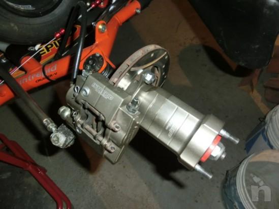 Go Kart Intrepid Cruiser 2012 motore TM K9C Serie Speciale foto-1788