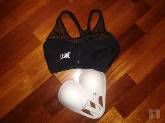 Paraseno Boxe kick boxing LEONE  foto-22447