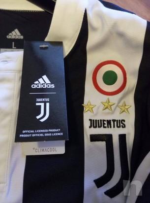 Maglietta Divisa Gara Juventus 2017/2018 Home Dybala 10 con Etichetta foto-22486