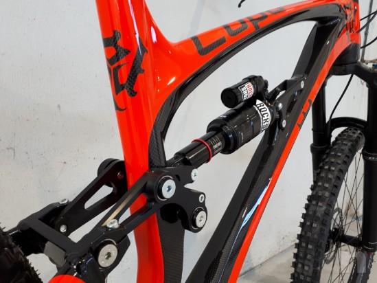 Mountain Bike Enduro Pedroni Cycles Lupo Carbon Gara foto-22499