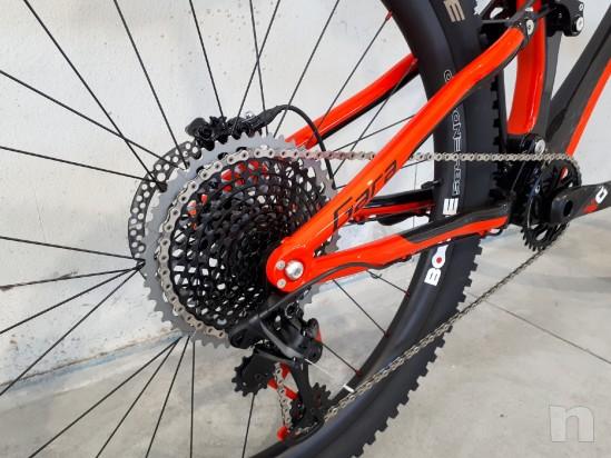 Mountain Bike Enduro Pedroni Cycles Lupo Carbon Gara foto-22496