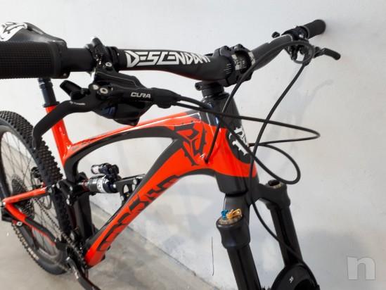Mountain Bike Enduro Pedroni Cycles Lupo Carbon Gara foto-22497