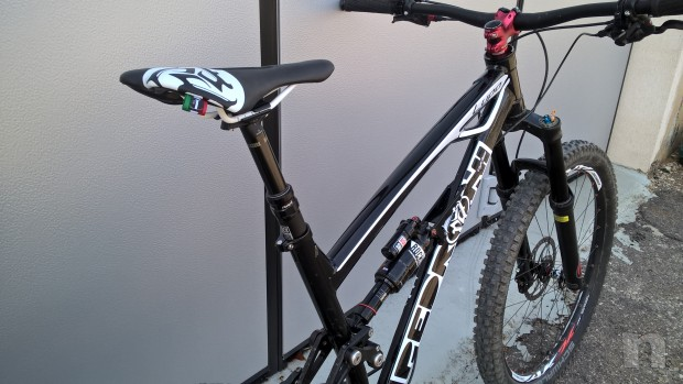 Mountain Bike Enduro Pedroni Cycles Lupo foto-22513