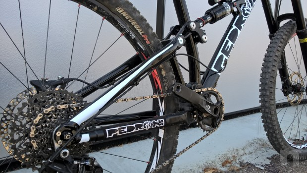 Mountain Bike Enduro Pedroni Cycles Lupo foto-22515