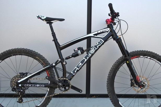 Mountain Bike Enduro Pedroni Cycles Lupo foto-12144