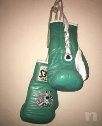 Guanti Cleto Reyes WBC 10oz foto-22570