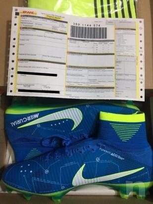 Nike - Adidas - Puma scarpe da calcio/calcetto/running FG - AG - TF  foto-12191