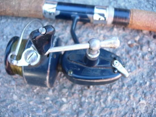 Kit Pesca vintage foto-22632