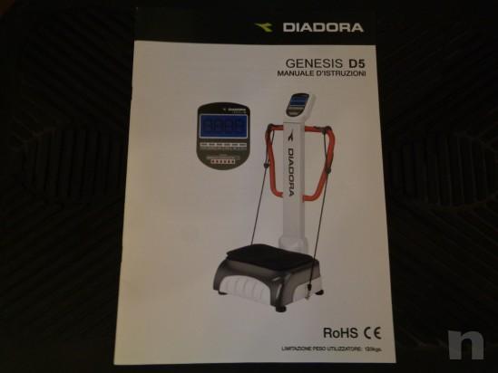 "Pedana vibrante ""Diadora Genesis D5"" foto-22692"
