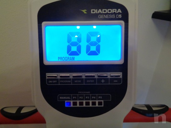 "Pedana vibrante ""Diadora Genesis D5"" foto-22694"