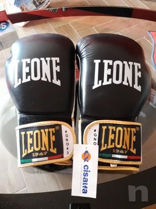Guantoni da boxe Leone foto-12225