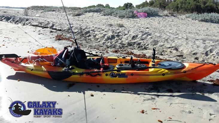 Galaxy Kayaks Alborán (kayak - canoa) foto-12268
