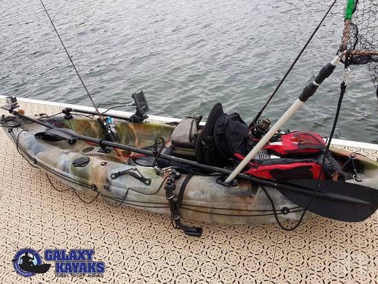 Galaxy Kayaks Cruz (kayak - canoa) foto-22793